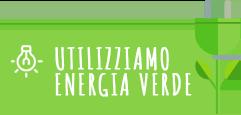 utilizziamo energia verde