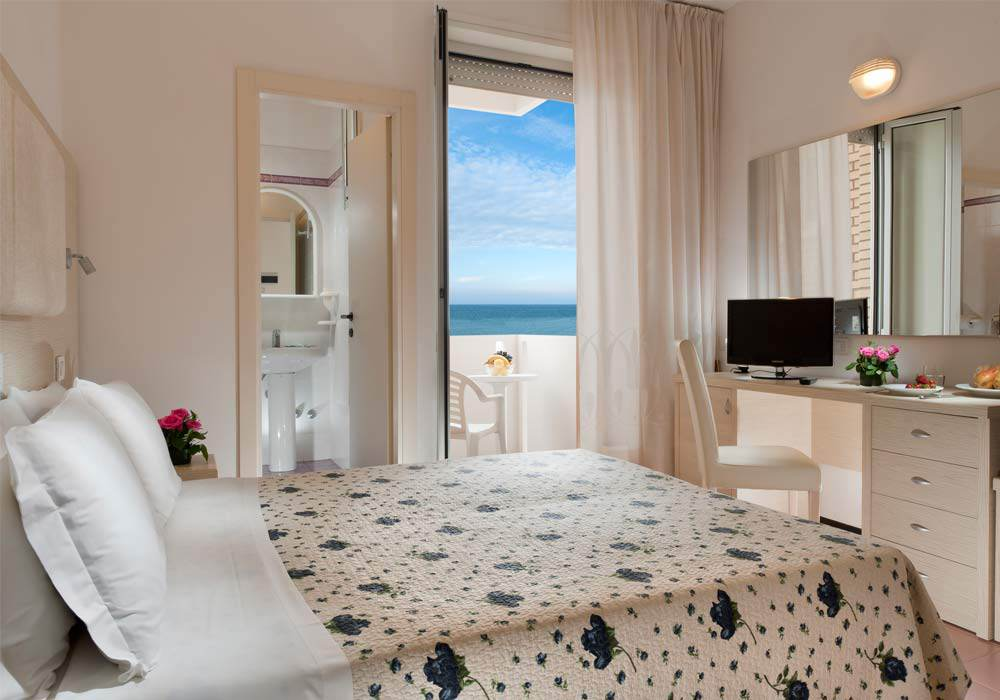 Hotel-Napoleon-Gabicce camere vista mare