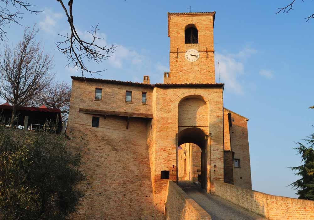 Vacanze a Gabicce Mare Monumenti