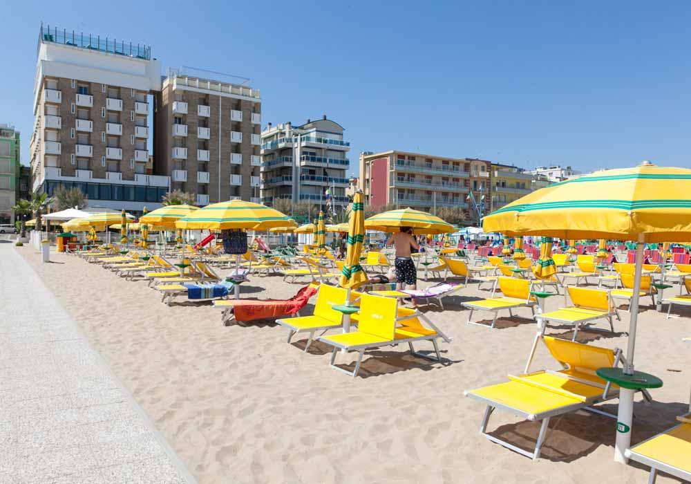 Hotel-Napoleon-Gabicce Spiaggia