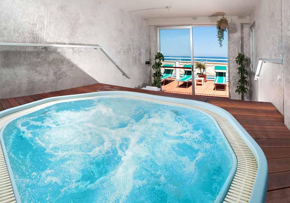 Hotel con idromassaggio Gabicce Mare