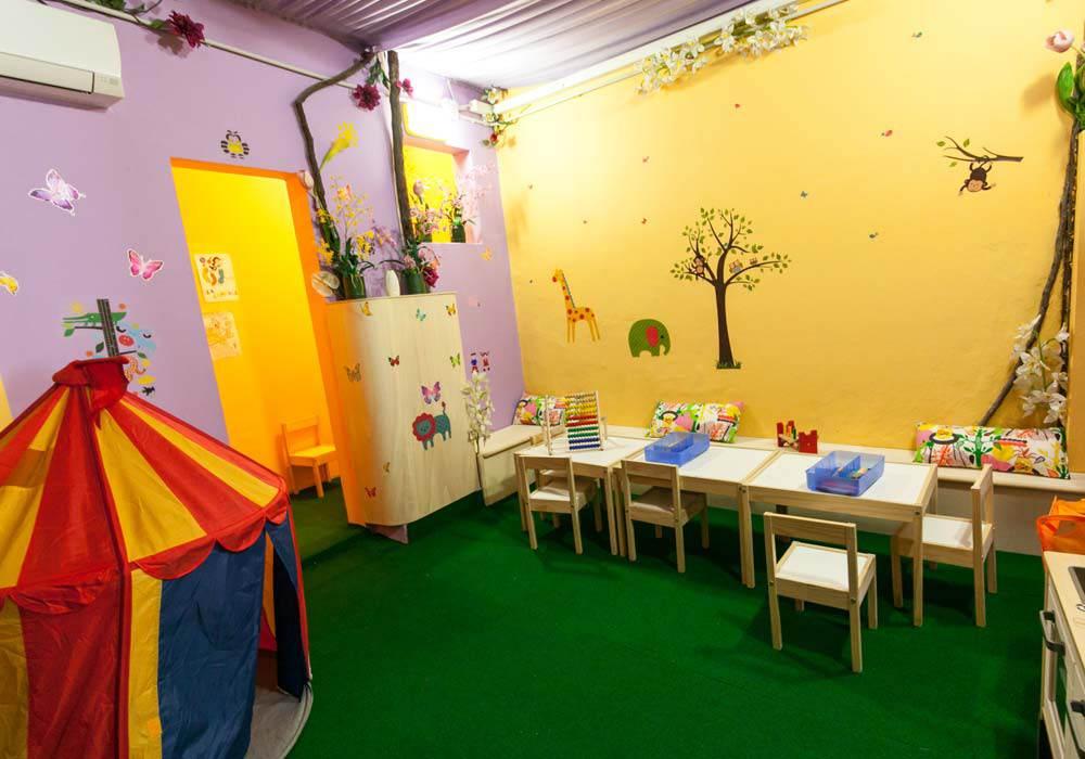 Hotel-Napoleon-Gabicce sala giochi bambini